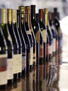 Santa Fe Wine tasting