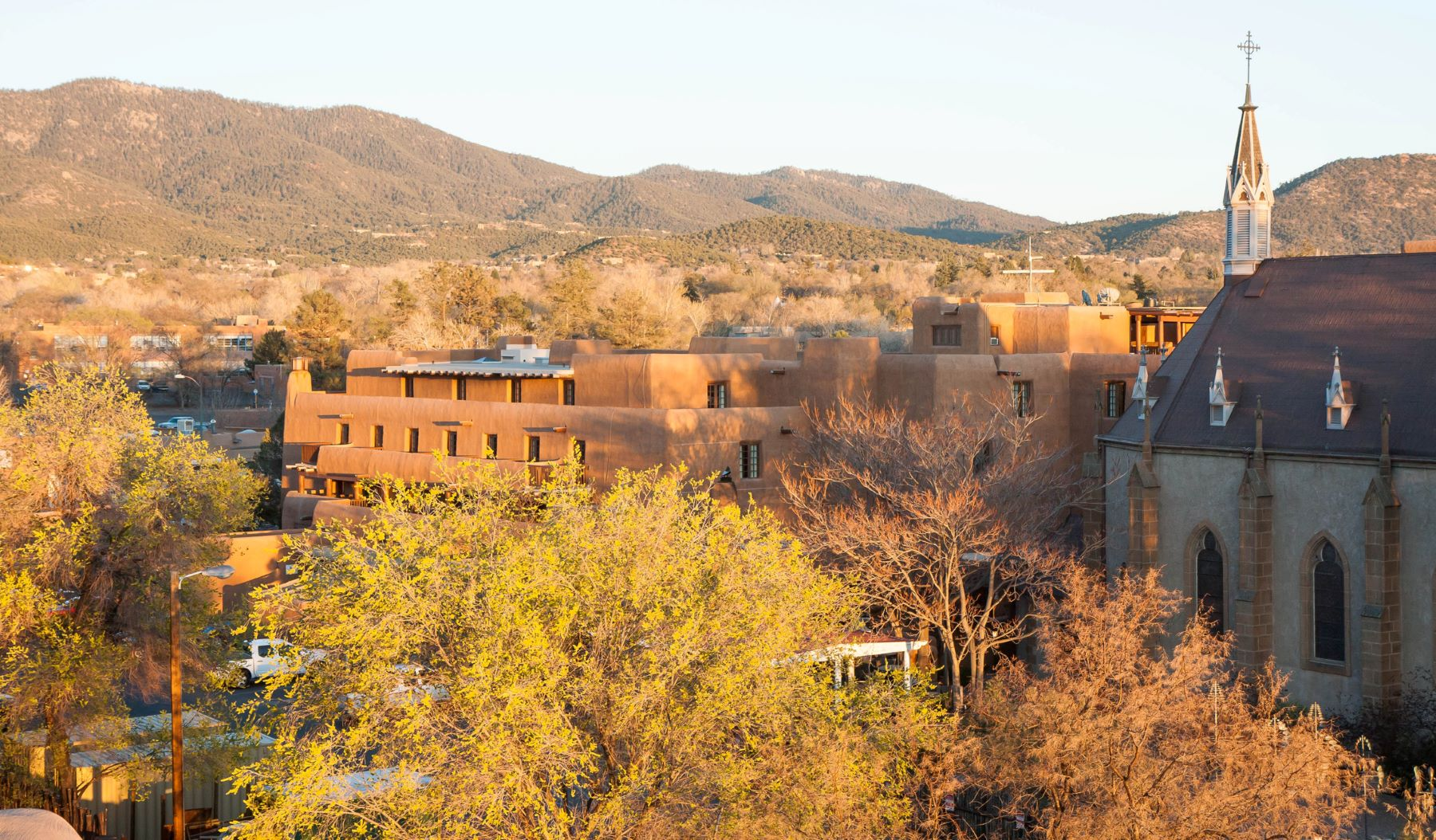 How To Make The Most Of 4 Days In Santa Fe Four Kachinas Inn